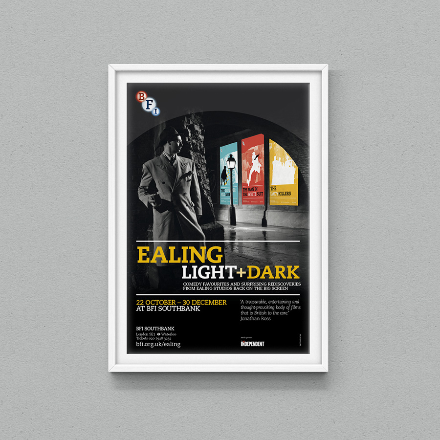 Ealing Light + Dark